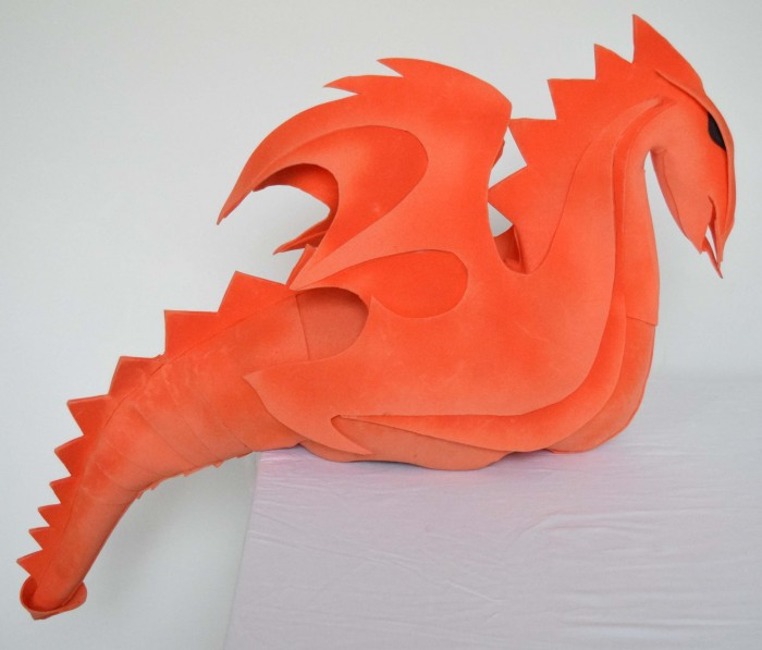 Dragon proper shape